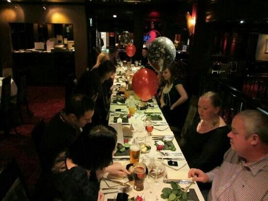Napoleons Casino & Restaurant, Owlerton: A great time had by all