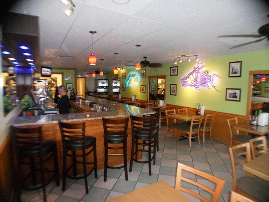 Shrimpy's Blues Bistro : interior