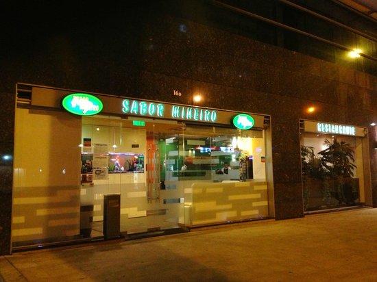 Sabor Mineiro : Facade