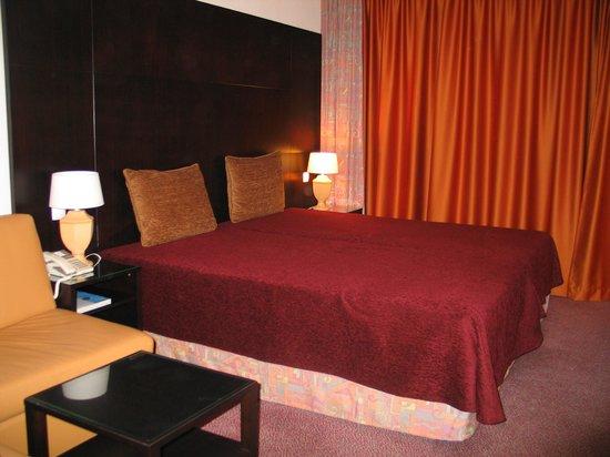 Hotel Canadiano: Camera