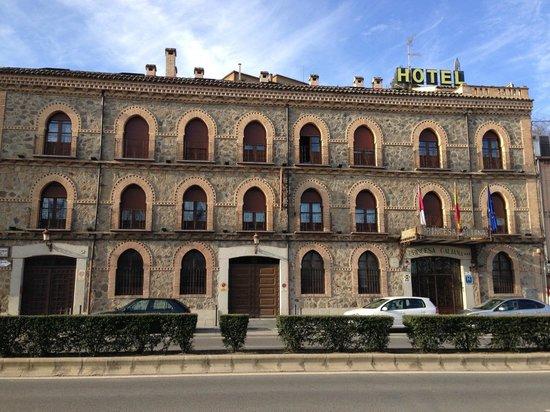 Fachada Hotel Princesa Galiana