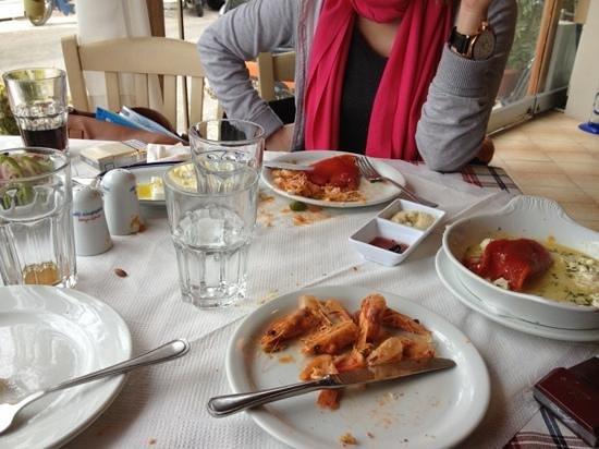Maria's Restaurant: τολο