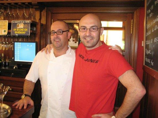 Cabo Vidio: Con Jairo el chef