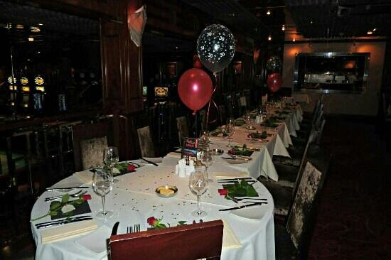 Napoleons Casino & Restaurant, Owlerton: birthday celebration