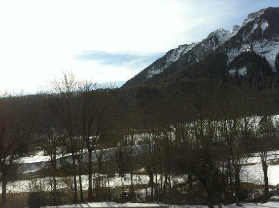 Au Gai Soleil du Mont Aiguille: Vue depuis la chambre 2