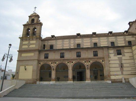 Archidona, España: Church of La Victoria