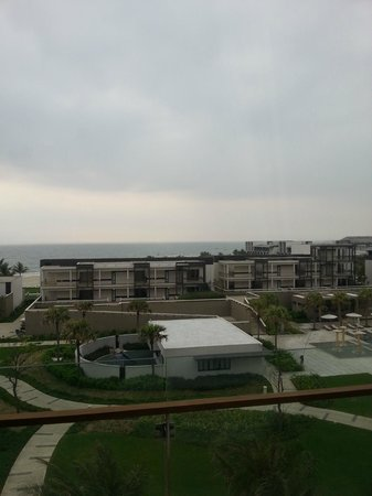 Hyatt Regency Danang Resort & Spa: View from B Block