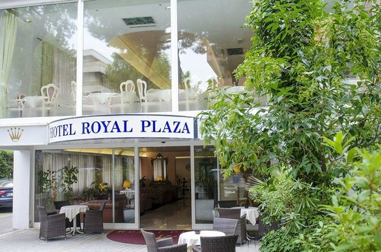 Royal Plaza Hotel Rimini