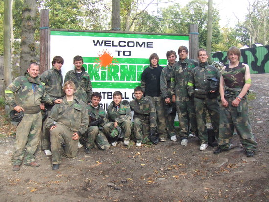 Skirmish Paintball Billericay