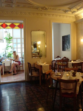 Vrabac Guesthouse: breakfast hall