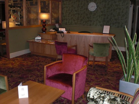 Garstang, UK: Reception