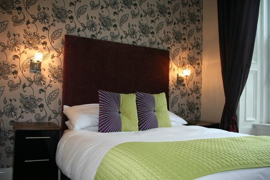 The Royal Hotel: Double ensuite room
