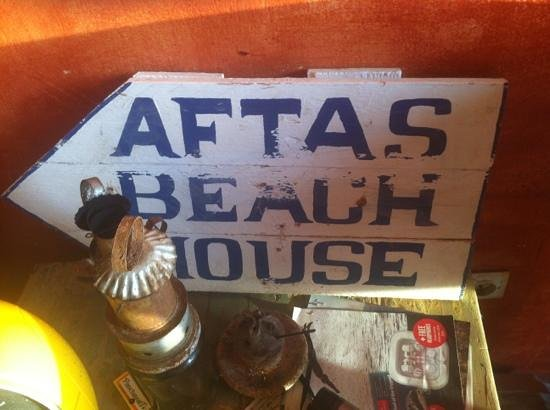 Aftas Beach Guest House : Aftas Beach House