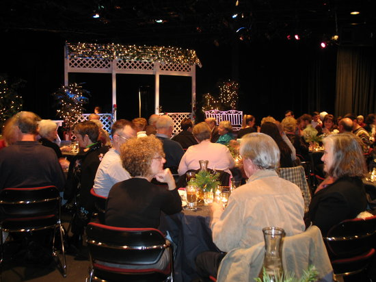 Farmers Alley Theatre: ENJOY DESSERT AND IN OUR CABARET SETTING