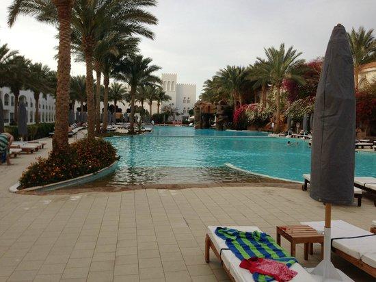 منتجع بارون بالمز ريزورت شرم الشيخ: Pool view