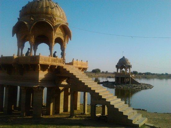 Desert safariors camps jaisalmer rajasthan campground - Jaisalmer hotels with swimming pool ...