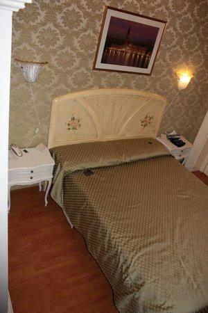 Hotel Alle Guglie: Unser Zimmer