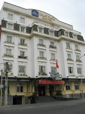 Dalat Plaza Hotel: Best Western Da Lat, Vietnam