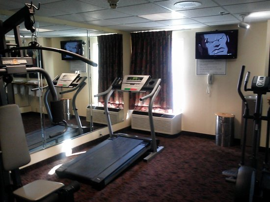 Comfort Inn: Gym
