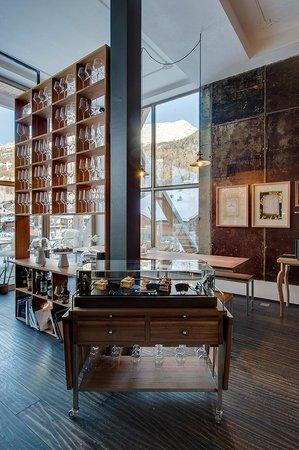 Backstage Hotel Vernissage : Cafebar After Seven