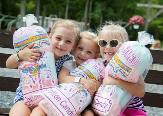 Tipton, PA: Who doesn't love Cotton Candy??