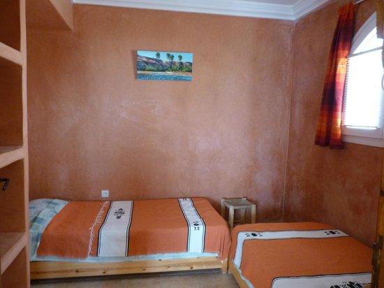 Camping de la Plage: Habitacion doble