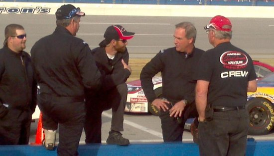 Dale Jarrett Racing Adventure: Instructors and crew...the Team!