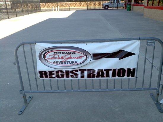 Dale Jarrett Racing Adventure: DJRA banner