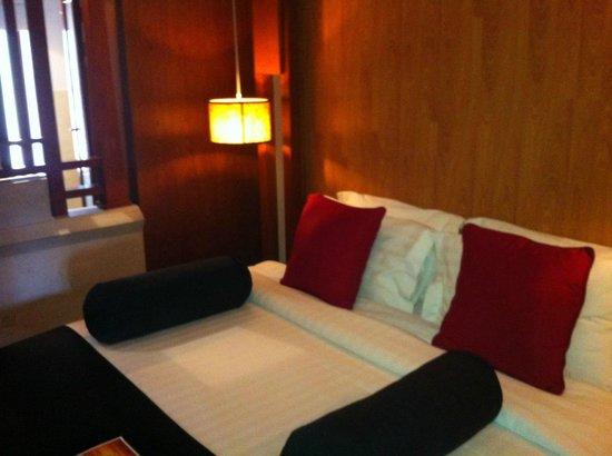 Pavilion Samui Villas & Resort: chambre