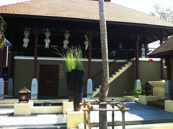 Pavilion Samui Villas & Resort: salle sport
