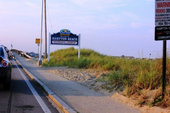 Seascape Inn at Plaice Cove: Hampton Beach