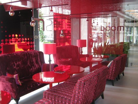 Hotel BLOOM!: Restaurant