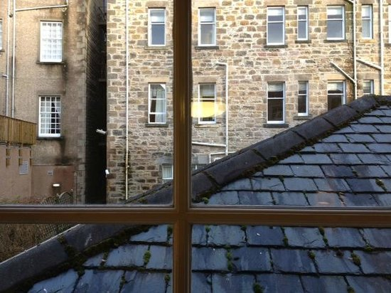 BEST WESTERN Inverness Palace Hotel & Spa: View from my window...