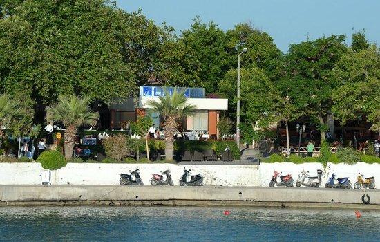 Liman Restaurant Lounge Club View