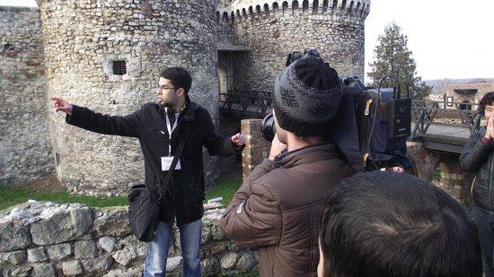 Belgrade Walking Tours: tv