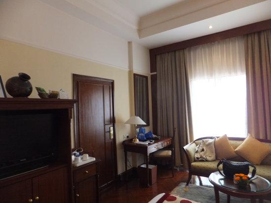 Radisson Hotel Kathmandu: desk