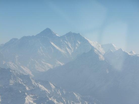 Radisson Hotel Kathmandu: Mt. Everest