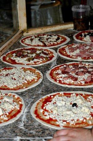 Ristorante Pizzeria La Sosta: Le pizze