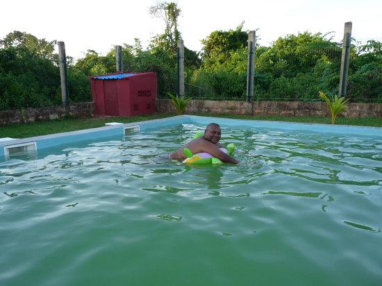 7 Djorson: Our swimming area