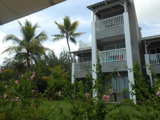 Mon Choisy Beach Resort: batiment A
