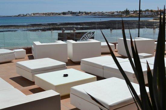 Dovela Restaurante: terraza