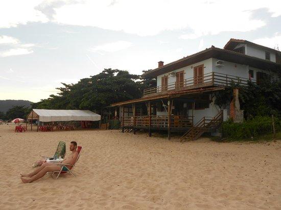 Hotel Garni Cruzeiro do Sul: Visão privilegiada e sossego!