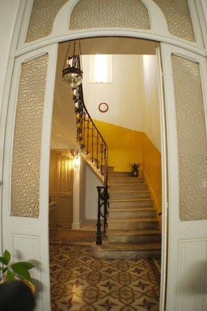 Maison Velvet : Entrance