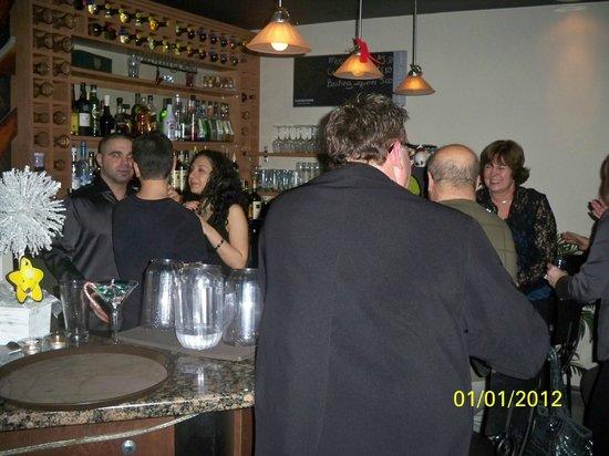 Mondello Ristorante : New Years Eve 2011