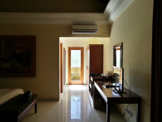 Villa Grasia Resort & Spa: Our room
