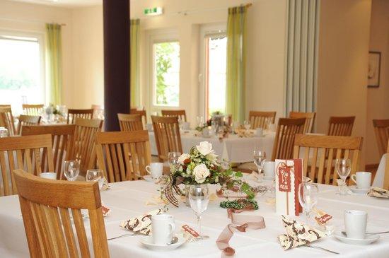 Berggasthof Banzer Wald: Unser Hochzeitssaal