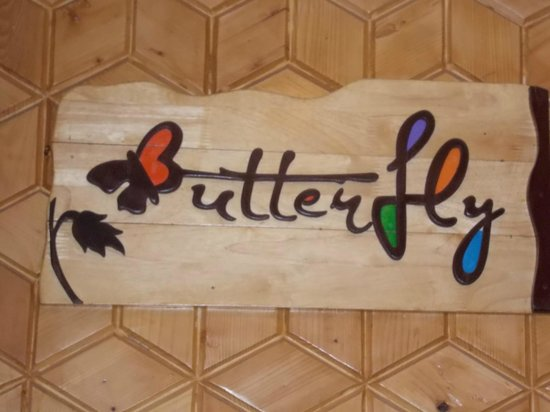 Hotel Butterfly: Reception