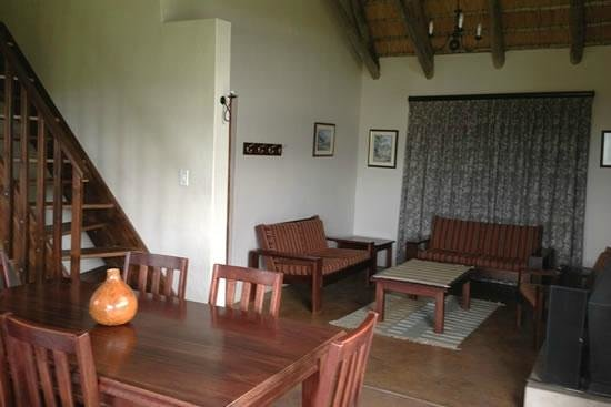 Sungubala Eco Camp: Chalet Dining and Lounge