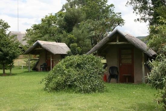 Sungubala Eco Camp: The Camels Camp A-frames