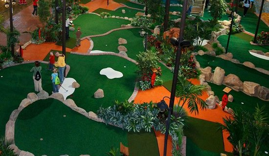 Wisconsin Dells Golf Wisconsin Dells Resort: KALAHARI RESORTS & CONVENTIONS
